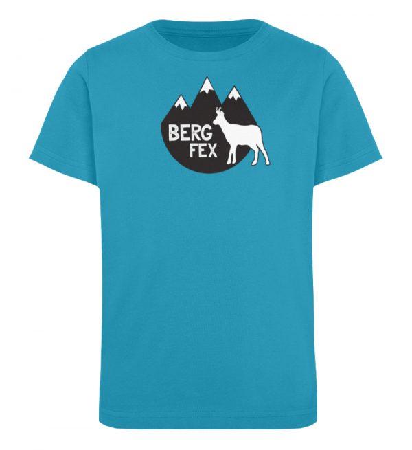 Bergfex Gämse Berg T-Shirt - Kinder Organic T-Shirt-6885