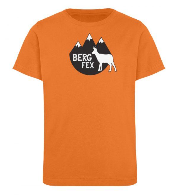 Bergfex Gämse Berg T-Shirt - Kinder Organic T-Shirt-6902