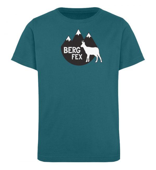 Bergfex Gämse Berg T-Shirt - Kinder Organic T-Shirt-6889