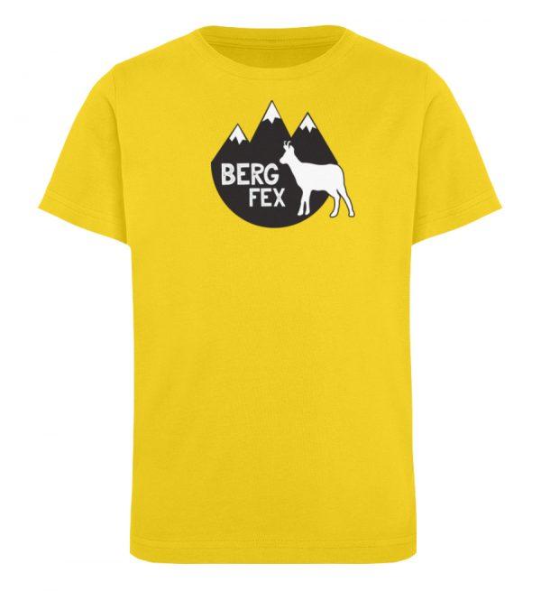 Bergfex Gämse Berg T-Shirt - Kinder Organic T-Shirt-6905