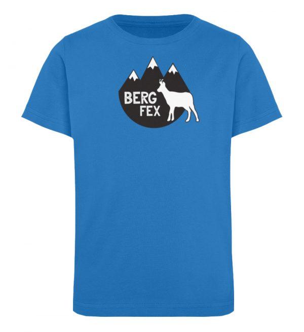 Bergfex Gämse Berg T-Shirt - Kinder Organic T-Shirt-6886