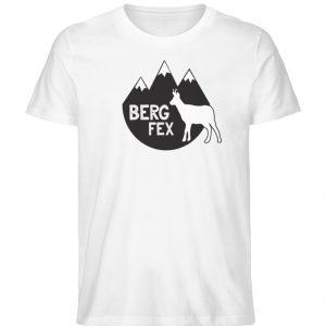 Bergfex Gämse Berg T-Shirt - Herren Premium Organic Shirt-3