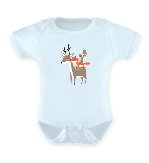 Waldtiere - Baby Body-5930