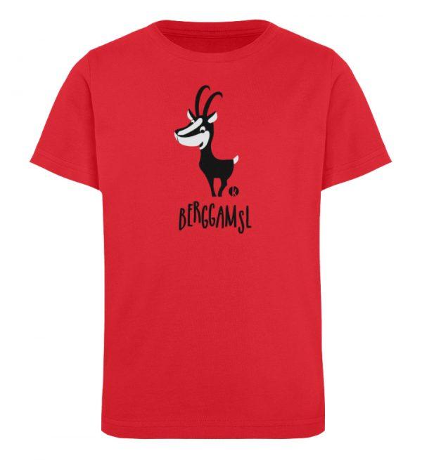 Berggamsl - Kinder Organic T-Shirt-6882
