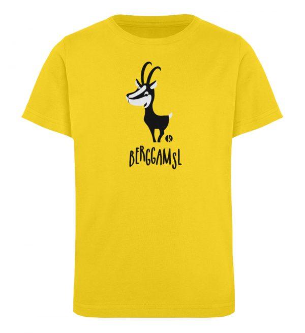 Berggamsl - Kinder Organic T-Shirt-6905