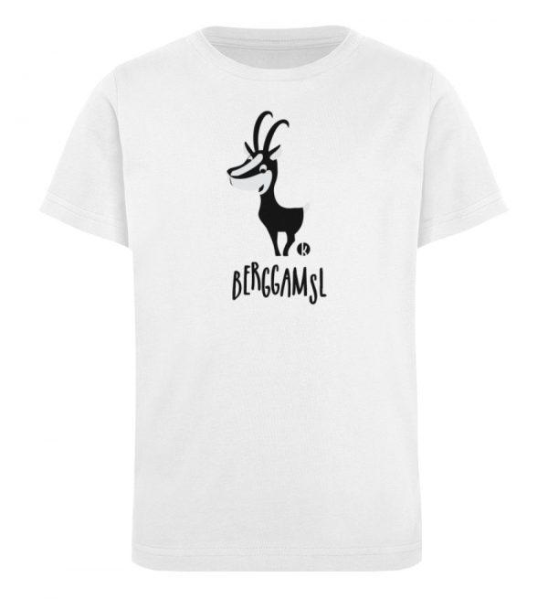 Berggamsl - Kinder Organic T-Shirt-3