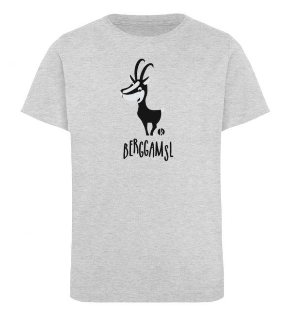 Berggamsl - Kinder Organic T-Shirt-6892