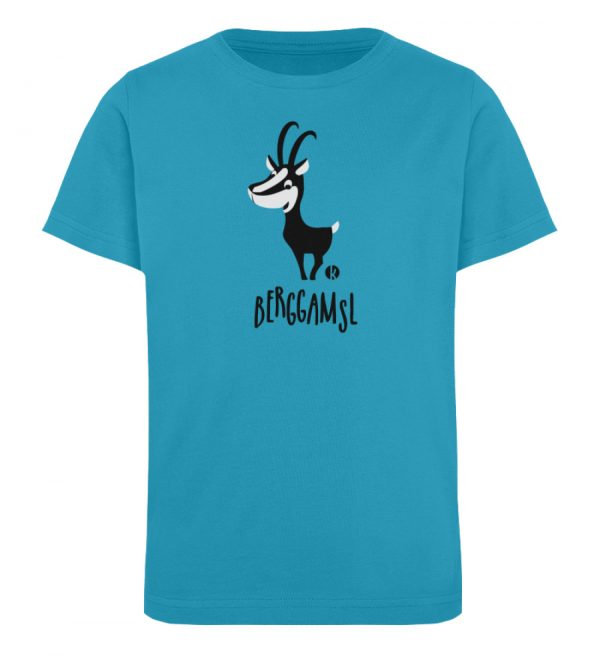 Berggamsl - Kinder Organic T-Shirt-6885