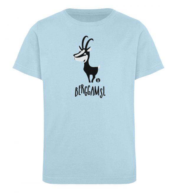 Berggamsl - Kinder Organic T-Shirt-6888