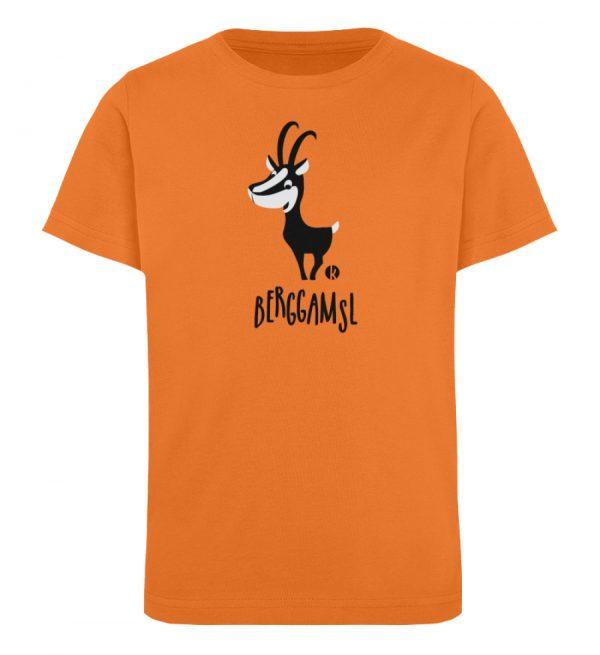 Berggamsl - Kinder Organic T-Shirt-6902
