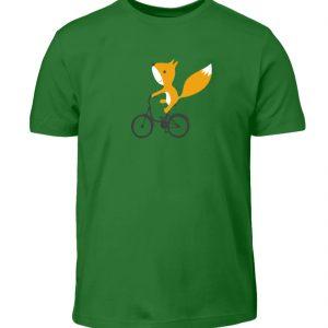 Eichhörnchen auf Fahrrad Rad Bike Umwelt - Kinder T-Shirt-718
