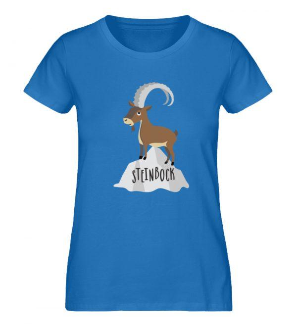 Steinbock - Damen Premium Organic Shirt-6886