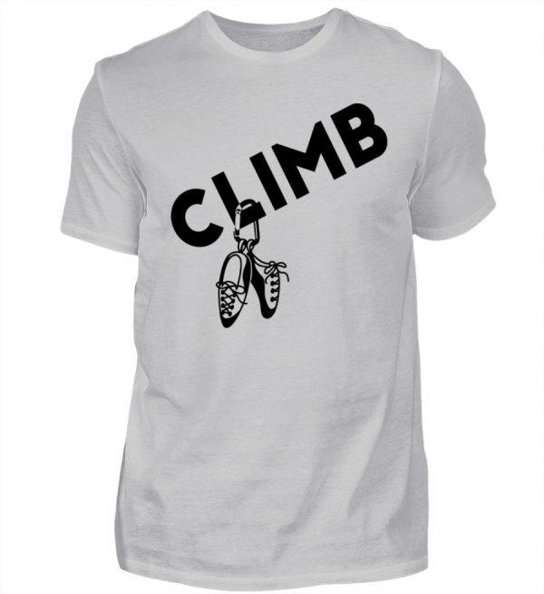Climb - Kletterschuhe Kletter T-Shirt - Herren Shirt-1157