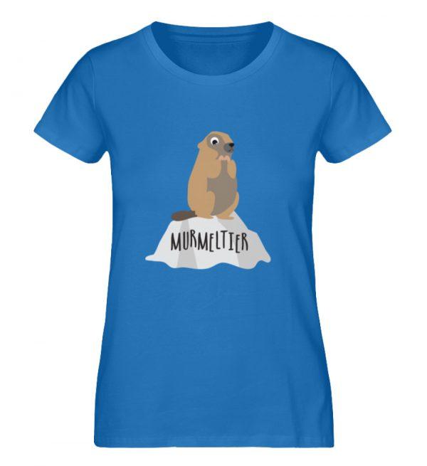 Murmeltier - Damen Premium Organic Shirt-6886