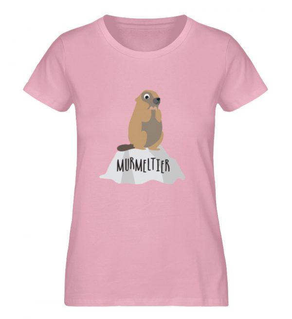 Murmeltier - Damen Premium Organic Shirt-6903