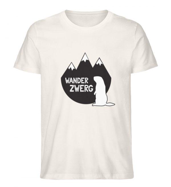 Wanderzwerg - Herren Premium Organic Shirt-6881