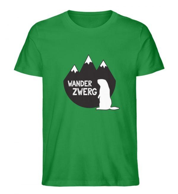 Wanderzwerg - Herren Premium Organic Shirt-6890