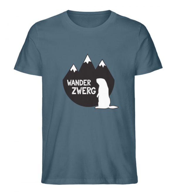 Wanderzwerg - Herren Premium Organic Shirt-6895