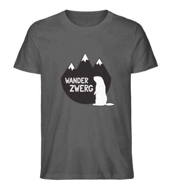 Wanderzwerg - Herren Premium Organic Shirt-6896