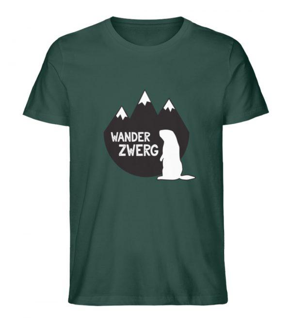 Wanderzwerg - Herren Premium Organic Shirt-7112