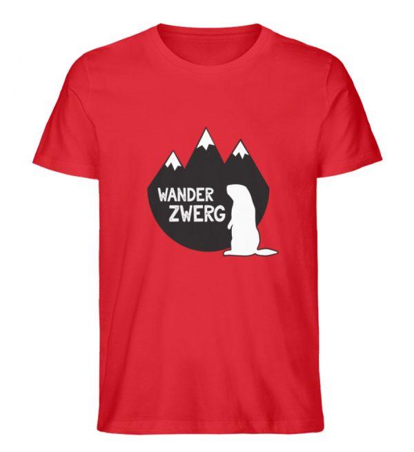 Wanderzwerg - Herren Premium Organic Shirt-6882