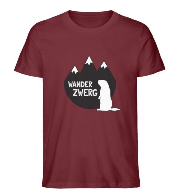 Wanderzwerg - Herren Premium Organic Shirt-6883