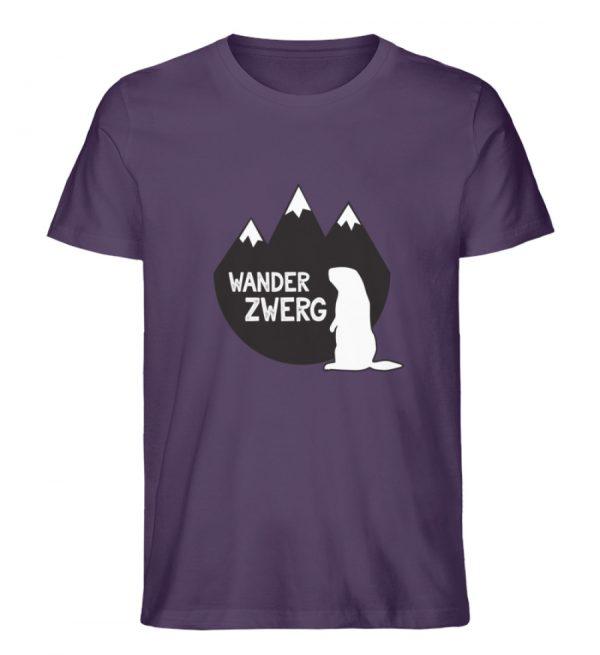 Wanderzwerg - Herren Premium Organic Shirt-6884