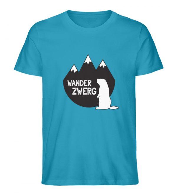 Wanderzwerg - Herren Premium Organic Shirt-6885