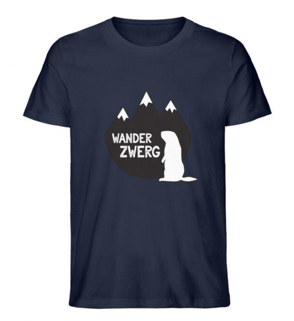 Wanderzwerg - Herren Premium Organic Shirt-6887