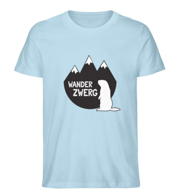 Wanderzwerg - Herren Premium Organic Shirt-6888
