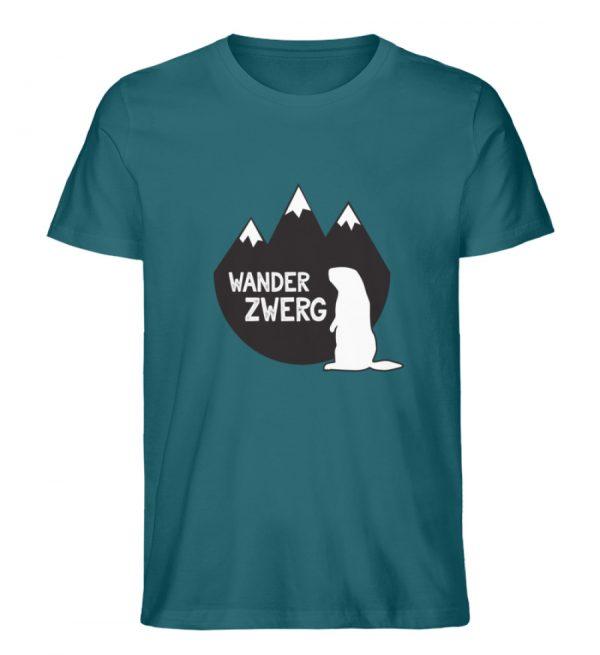 Wanderzwerg - Herren Premium Organic Shirt-6889
