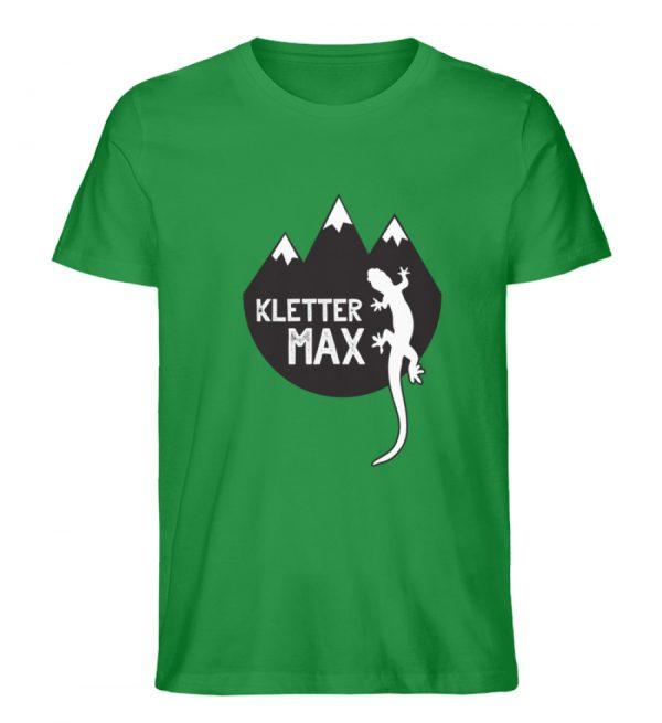 Klettermax Gecko Salamander Klettern - Herren Premium Organic Shirt-6890