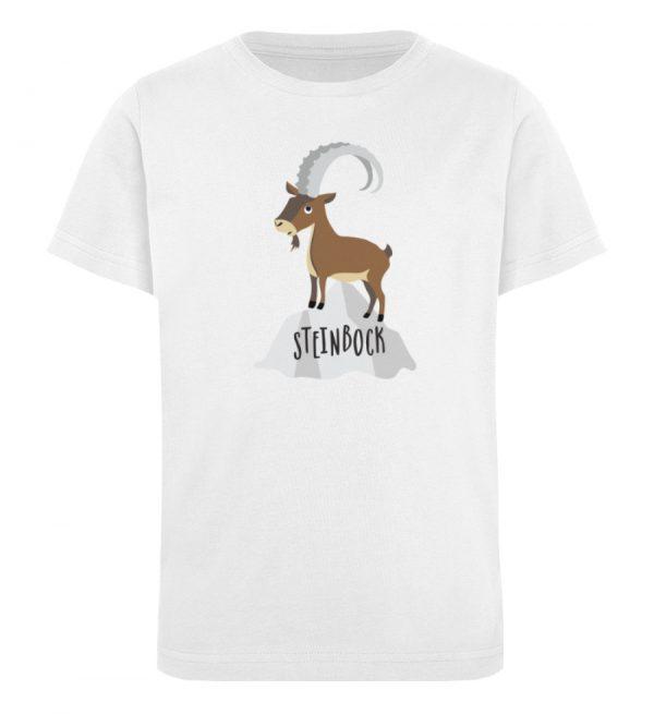 Steinbock - Kinder Organic T-Shirt-3