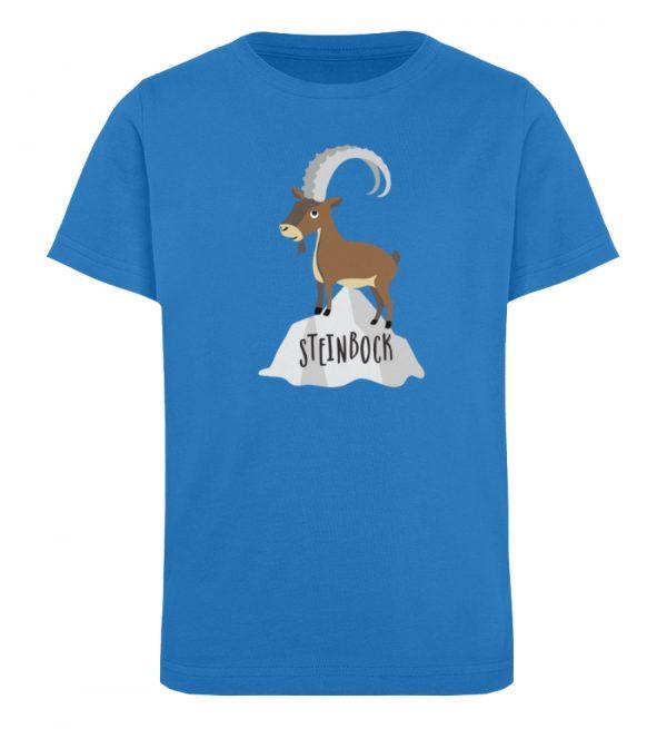 Steinbock - Kinder Organic T-Shirt-6886