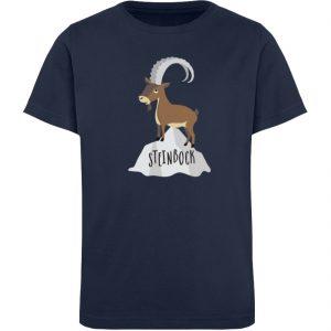 Steinbock - Kinder Organic T-Shirt-6887