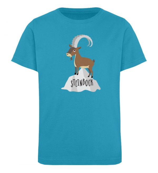 Steinbock - Kinder Organic T-Shirt-6885