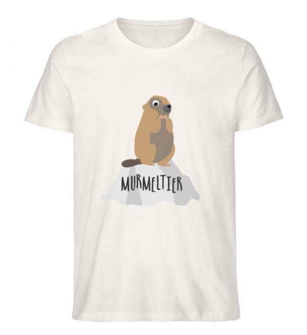 Murmeltier - Herren Premium Organic Shirt-6881