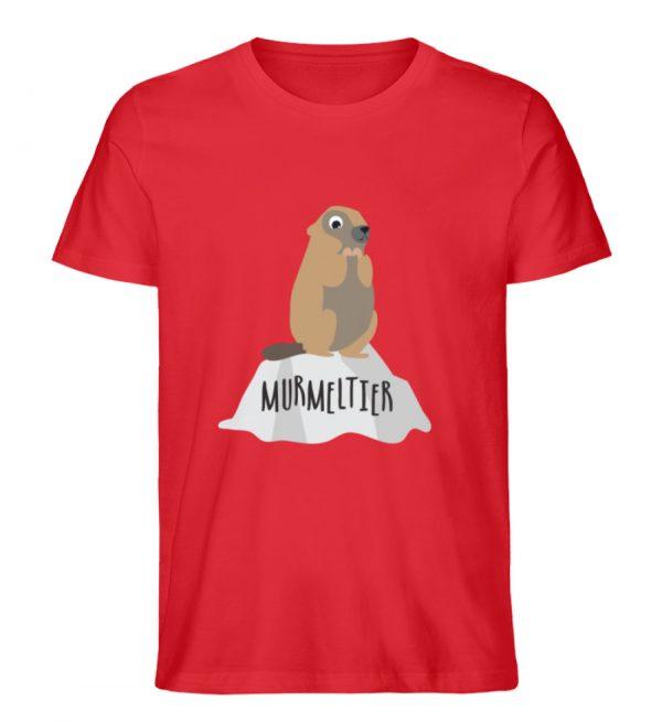 Murmeltier - Herren Premium Organic Shirt-6882