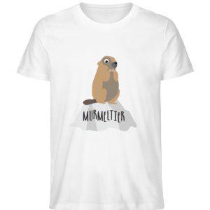 Murmeltier - Herren Premium Organic Shirt-3