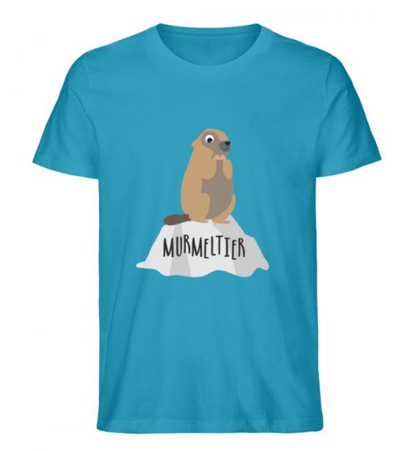 Murmeltier - Herren Premium Organic Shirt-6885