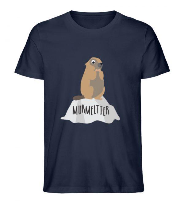 Murmeltier - Herren Premium Organic Shirt-6887