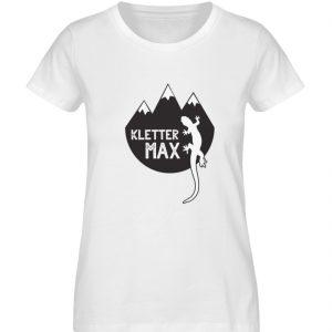 Klettermax Gecko Salamander Klettern - Damen Premium Organic Shirt-3