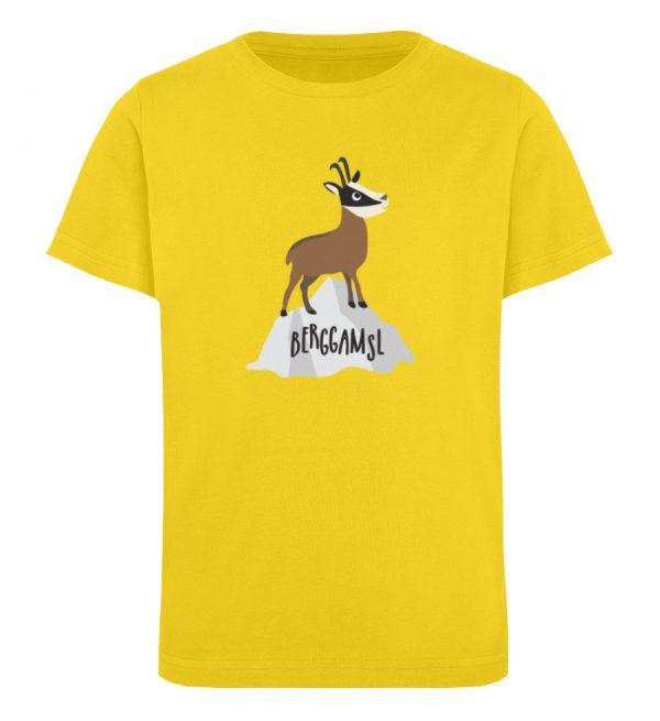 Berg Gemse Gämse Gams - Kinder Organic T-Shirt-6905