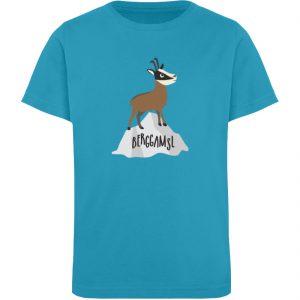 Berg Gemse Gämse Gams - Kinder Organic T-Shirt-6885