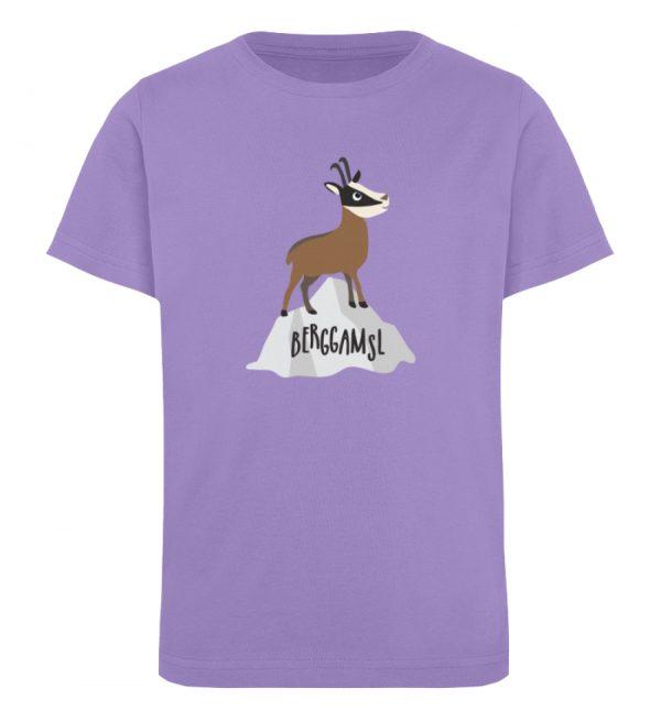 Berg Gemse Gämse Gams - Kinder Organic T-Shirt-6904