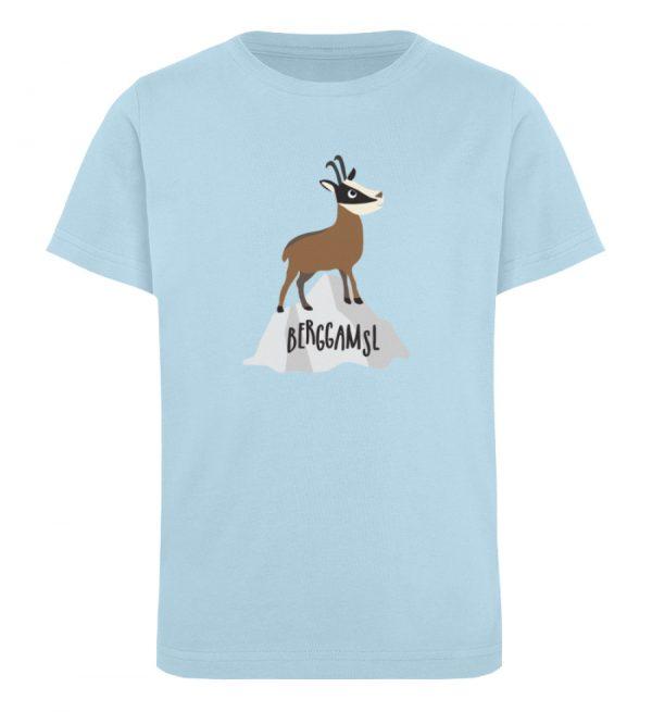 Berg Gemse Gämse Gams - Kinder Organic T-Shirt-6888