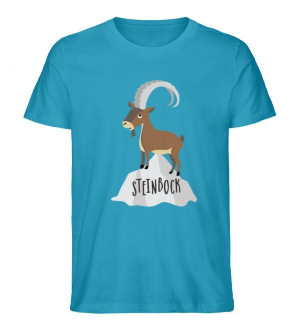 Steinbock - Herren Premium Organic Shirt-6885