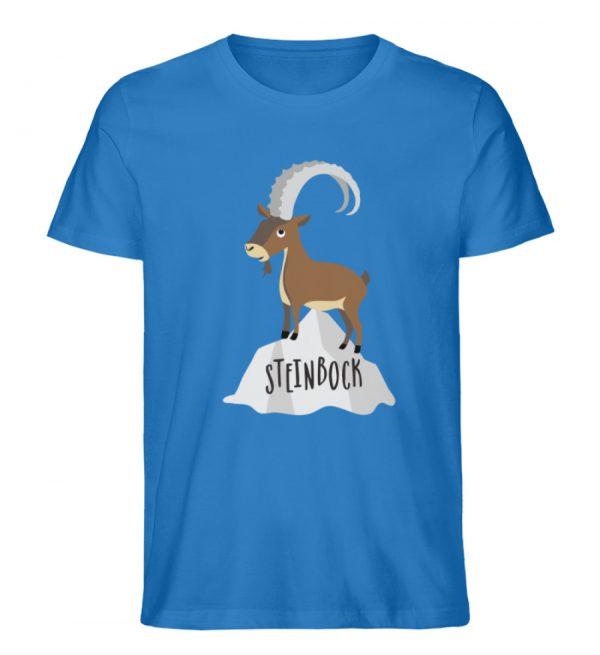 Steinbock - Herren Premium Organic Shirt-6886