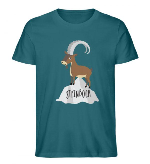 Steinbock - Herren Premium Organic Shirt-6889