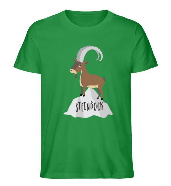 Steinbock - Herren Premium Organic Shirt-6890